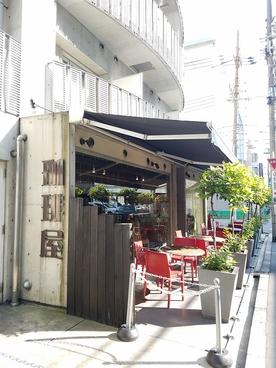 cafe de 10番 久太郎店の雰囲気1