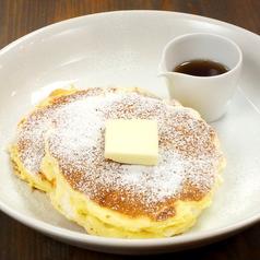 リコッタパンケーキ(プレーン)