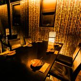 落ち着いた個室をご用意させていだだいています。接待、会社のお飲み会、宴会など様々なシーンで御利用頂けます。大人数のご宴会など様々なシーンで是非ご利用ください!お気軽にお問い合わせください。