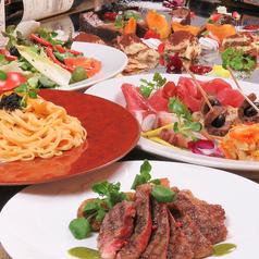 RESTAURANT CAFE BAR SORRISO ソリッソ 博多口のおすすめ料理1