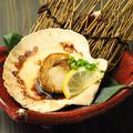 料理メニュー写真北海道産ホタテ