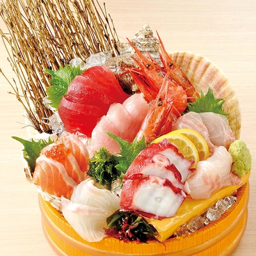 横濱魚萬 久喜西口駅前店のおすすめ料理1
