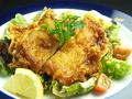 料理メニュー写真【桜姫鶏の一枚ザンギ】