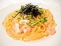 料理メニュー写真【和風】明太子マヨネーズ海の幸