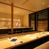 寿司向月 bekkan 錦三丁目大河内ビル1Fの雰囲気3