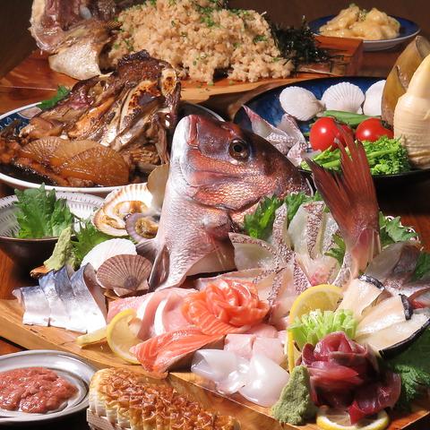 ~旬の魚を最高の形で~お醤油にもこだわったお料理はおすすめ!隠れ家的な侍のお店☆