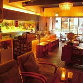 オリエンタルカフェの雰囲気3