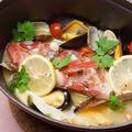 料理メニュー写真★本日の鮮魚と魚介のブイヤベース★本日の鮮魚と魚介のアクアパッツァ