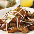 料理メニュー写真◆豚肉タンドール焼き!!◆