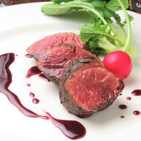 お洒落な空間で絶品お料理を味わえる!肉×ワイン豊富