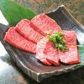 料理メニュー写真【仙台牛】特選カルビ
