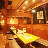 お好み焼きは ここやねん 寝屋川池田新町店の雰囲気3