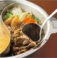 【すきやきスープ】芳醇でまろやかな甘さが絶妙!肉や野菜のおいしさを引き出します