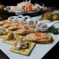 料理メニュー写真季節のサラダ