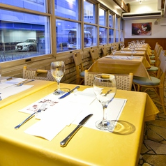 リストランテ ピッツェリア ソリッソの雰囲気2