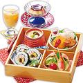 料理メニュー写真お子様ミニ御膳(ドリンク・デザート・おもちゃ付)