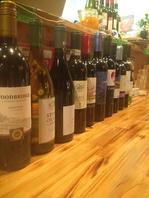 ワインや、フレンチ・イタリアンメニューもあります!