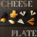 料理メニュー写真チーズソムリエ厳選のこだわりチーズプレート