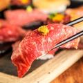 料理メニュー写真◆肉尽くし◆肉寿司×焼き鳥100種食べ飲み放題メニュー (コース価格)