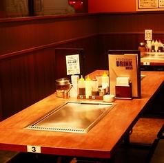 お好み焼きは ここやねん 寝屋川池田新町店の雰囲気2