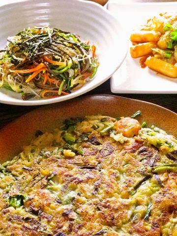 韓国の雰囲気が満喫できる、アットホームな焼肉・韓国料理店てじょん。