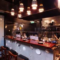 ◆【新鮮海鮮】その場で焼く海鮮料理◆