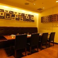 ◆8名様までの完全個室◆