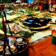 鎌倉で人気の炉端焼専門店。通のお客様が多いです。
