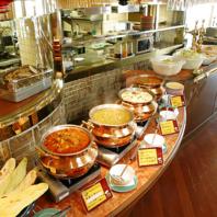 本場インドの味を再現!絶品カレー