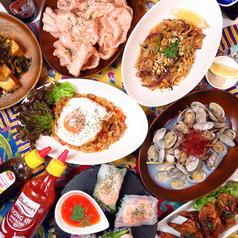 E-Diningのコース写真