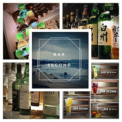BAR SECONDの写真