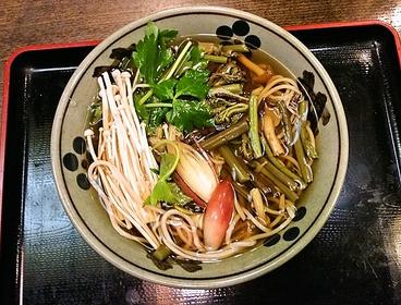 民芸そば信州のおすすめ料理1