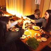 ハラペコ食堂 難波本店の雰囲気2