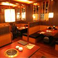 テーブルオーダーバイキング 焼肉 王道 住之江店の雰囲気1