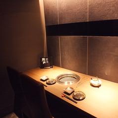 【1階】デートにも最適なカップルシート