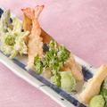 料理メニュー写真【揚物】天ぷら