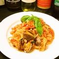 料理メニュー写真スパゲティ・ポモドーロ