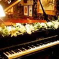ピアノはお客様がご利用する事もできます
