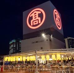 横浜高島屋ビアガーデン星空GRILLの雰囲気1