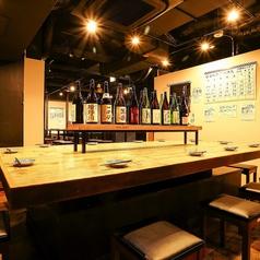 日本酒原価酒蔵 池袋店の雰囲気1