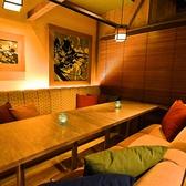 アタリダイニング atari DINING 中 渋谷パルコの雰囲気2