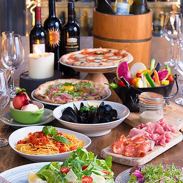 サルヴァトーレ クオモ SALVATORE CUOMO PIZZA 池袋西口のおすすめ料理1