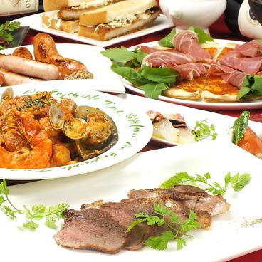 GRAND BAR FUKUOKAのおすすめ料理1