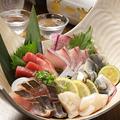 料理メニュー写真おまかせ刺身5種盛り合わせ