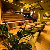 アタリダイニング atari DINING 中 渋谷パルコの雰囲気3
