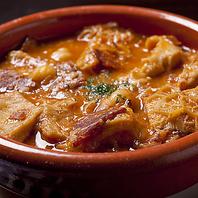 【種類豊富な本格スペイン料理♪】