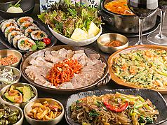 韓国カフェダイニング HANOKのコース写真