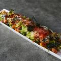 料理メニュー写真トライジンサラダ