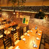 ご利用人数に合わせてテーブル席をご用意できます。歓送迎会や誕生日会、女子会などにもおすすめ。飲み放題付きコース3000円~★お肉も海鮮もお召し上がりいただけます!