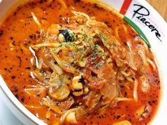 料理メニュー写真太陽のトマトスープ生スパゲッティ